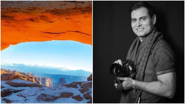 Fotógrafo goiano expõe em um dos maiores eventos de arte contemporânea do mundo