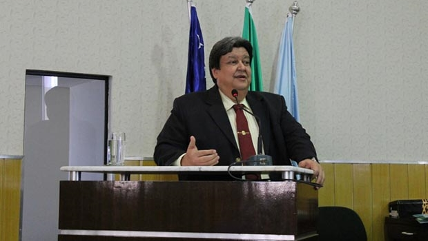 Murilo Roriz é reeleito presidente da Câmara Municipal de Luziânia