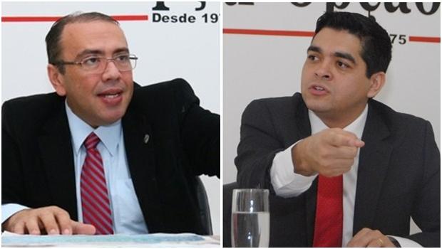 Eduardo Machado, do PHS, pode substituir Tayrone di Martino na Secretaria de Governo