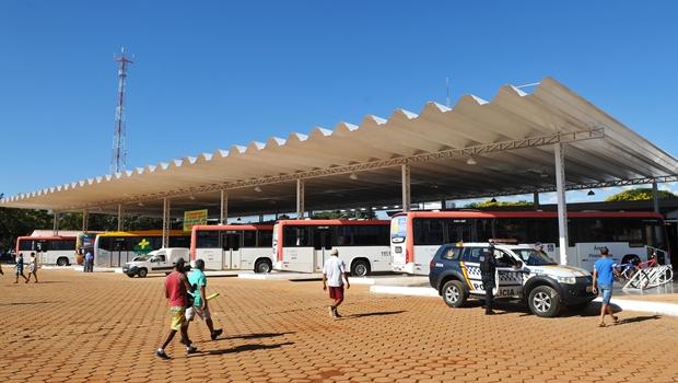Inaugurado, Terminal Rodoviário de Planaltina abriga 40 linhas de ônibus