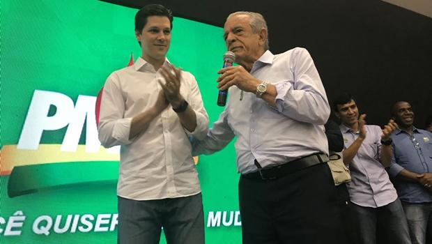 Pesquisas sugerem que Iris Rezende trava ascensão de Daniel Vilela em Goiânia