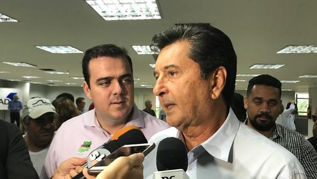 Maguito descarta candidatura apesar de aparecer em segundo em pesquisa