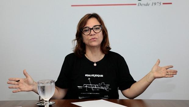 """""""Luta contra a demolição da sede do Jóquei Clube é disputa de Davi contra Golias"""""""