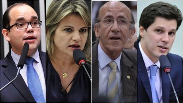Oito deputados goianos se dizem contra a reforma da Previdência