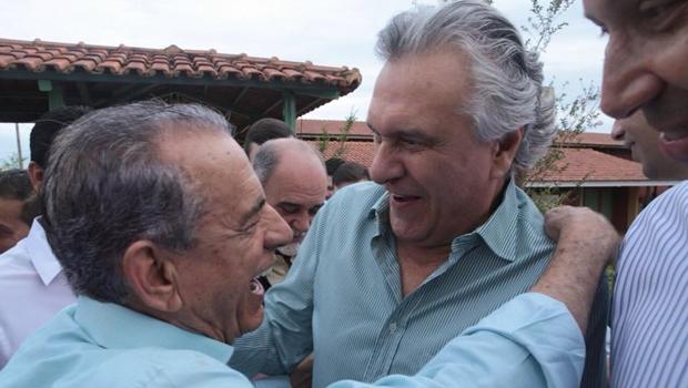 Em 1998, Caiado disse que jamais subiria no palanque do PMDB