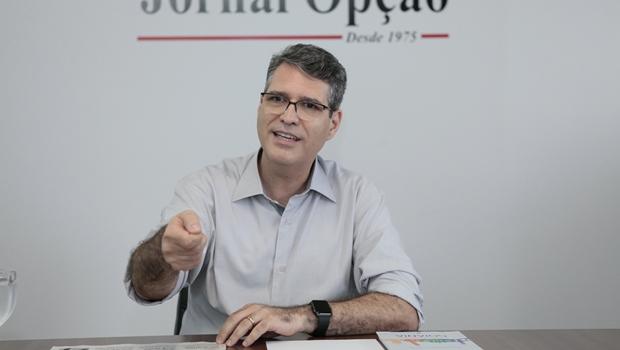 """""""Planejamento e gestão precisam  andar juntos, mas hoje Goiânia não  tem gestão"""""""