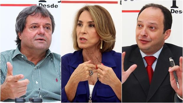 Jayme Rincón, Raquel Teixeira e Joaquim Mesquita devem ser mantidos por Zé Eliton