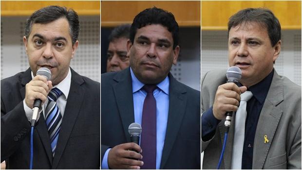 Três vereadores do PSDC pedem licença do mandato