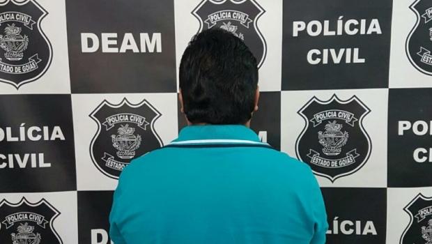 Homem é preso suspeito de estuprar filha de cinco anos em Goiás