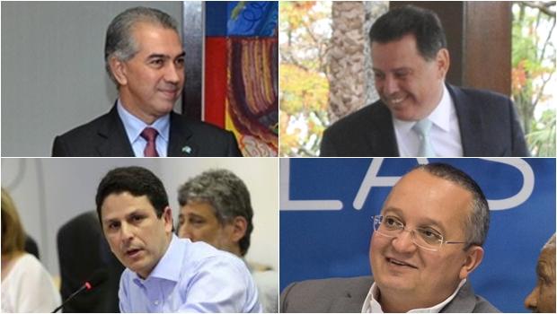 Aliados de Marconi cogitaram não comparecer à convenção do PSDB