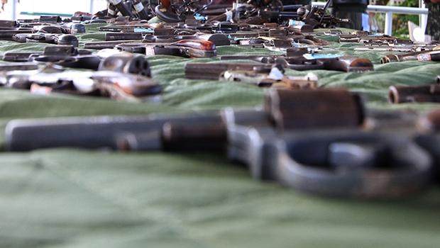 Proposta que amplia porte de armas pode ser votada nesta quarta-feira