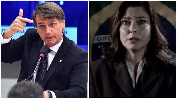 Pré-candidata, ex-apresentadora do Fantástico compara Bolsonaro a Hitler e cria polêmica