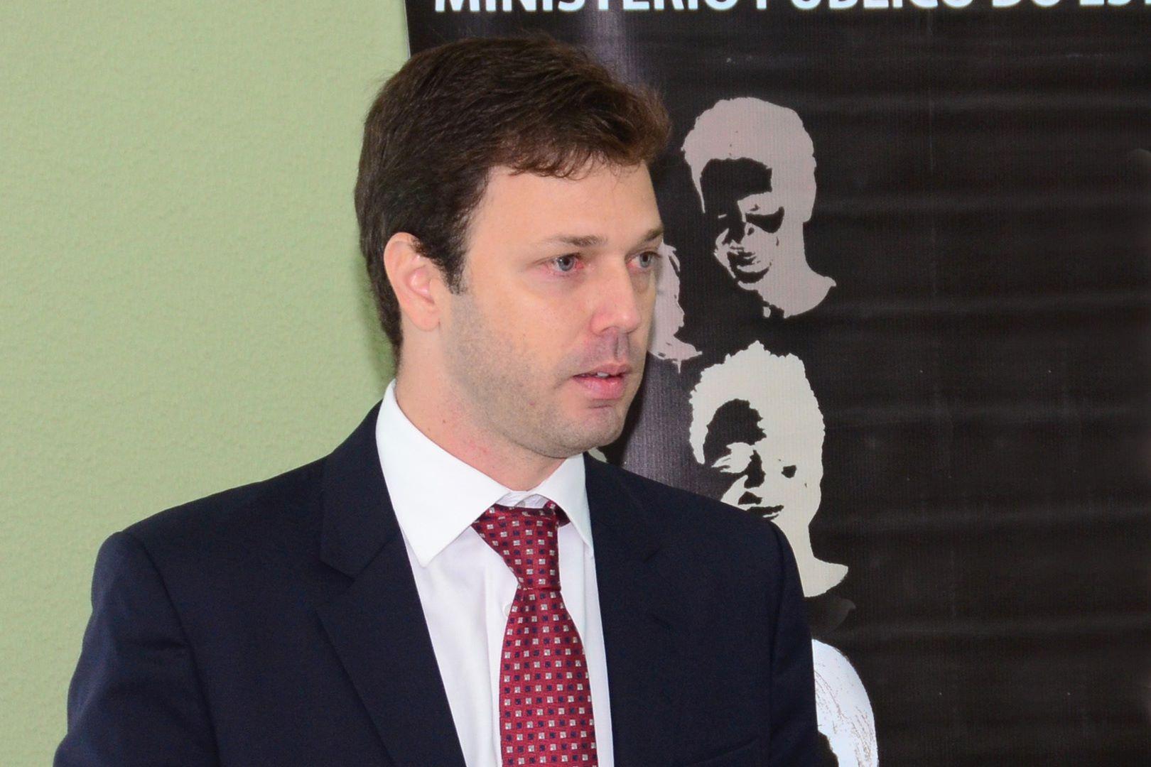 José Carlos Nery assume comando da Associação do Ministério Público na sexta