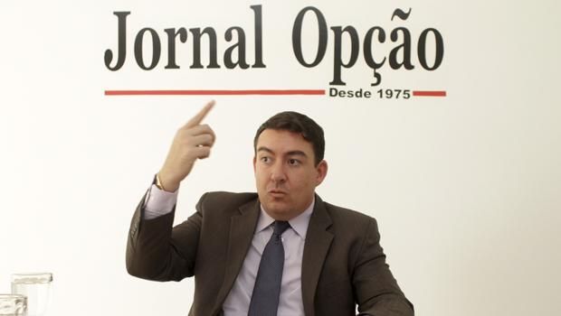 José Vitti disputa mandato de deputado de olho na Prefeitura de Goiânia