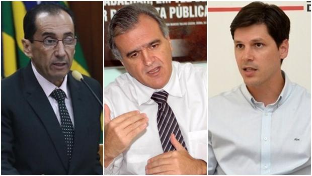 Jorcelino Braga pode aproximar Kajuru do candidato Daniel Vilela