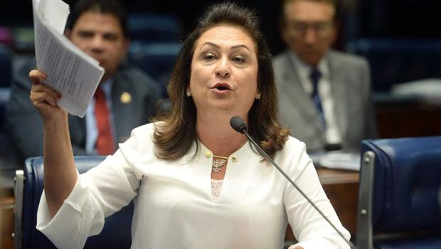 Fecomércio-Ibope: Kátia Abreu aparece na frente na disputa ao Governo do Tocantins