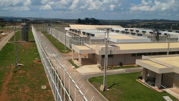 Agentes impedem fuga em massa no presídio de Anápolis