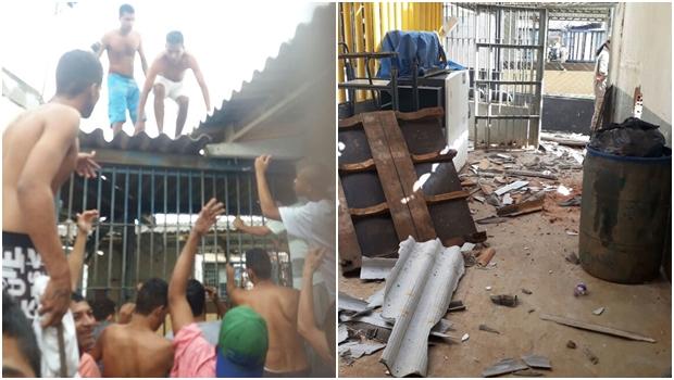 Rebelião em presídio de Goiás acaba com nove mortos e 77 fugitivos