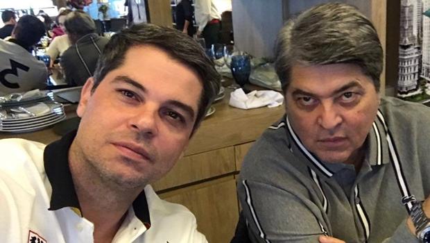 Filho de Datena vai disputar cadeira na Assembleia de Goiás