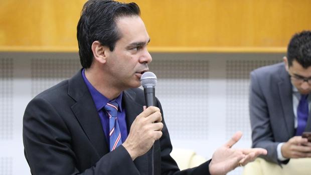 Welington Peixoto (MDB) é o novo líder do prefeito Iris na Câmara Municipal