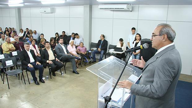 Trindade implanta o Gabinete  de Gestão Integrada Municipal