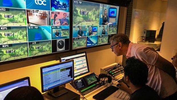 Ascensão da TV Brasil Central arranca TV Anhanguera da desmotivação