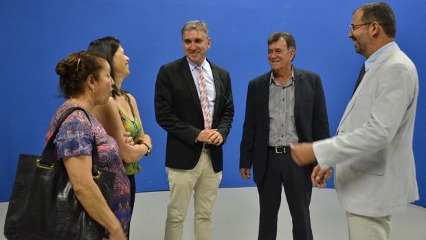 João Bosco promove reunião de diretores da nova TBC em pleno domingo