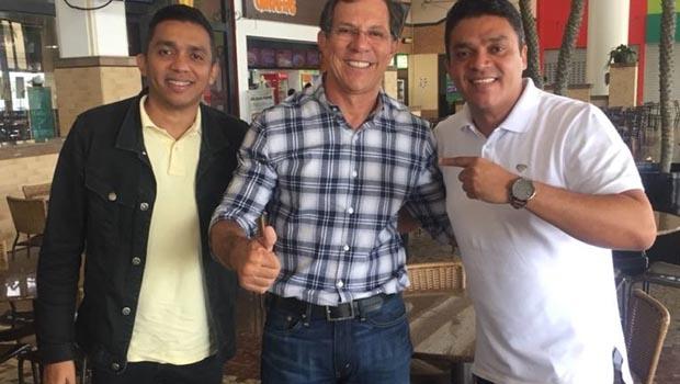 Alírio ganha o apoio de Ernesto Gold