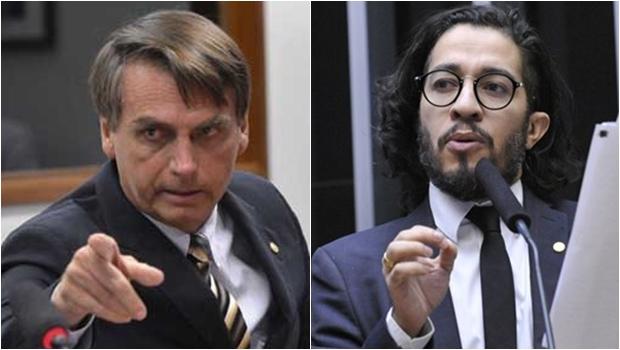 Bolsonaro processa Jean Wyllys por calúnia e injúria