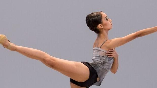 Bailarina goiana é classificada entre as melhores do mundo em disputa na Suíça