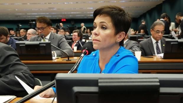 Cristiane Brasil é investigada por associação ao tráfico