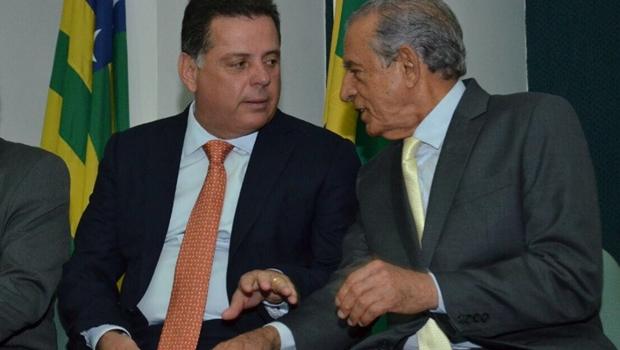 """Em evento, Iris rasga elogios a Marconi: """"Goiás é hoje referência em varias áreas"""""""