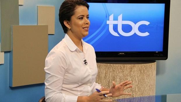 Nova TBC terá o maior e mais moderno cenário da televisão goiana