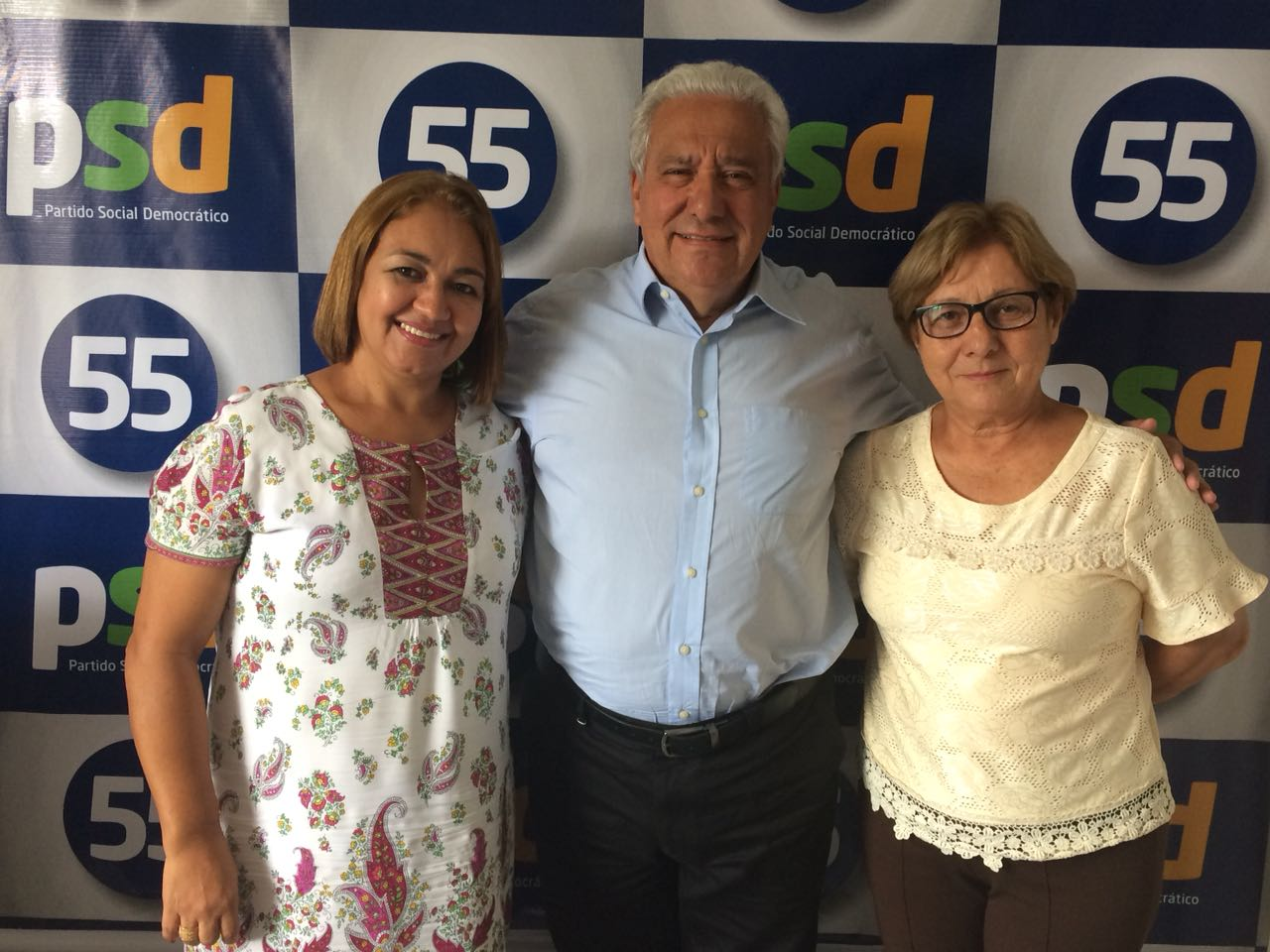 PSD de Vilmar Rocha e Thiago Peixoto quer se manter entre os três maiores partidos de Goiás