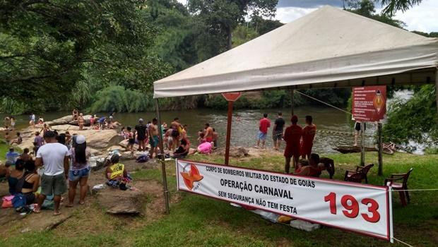 Balanço parcial da Operação Carnaval dos Bombeiros já registra 15 mortes