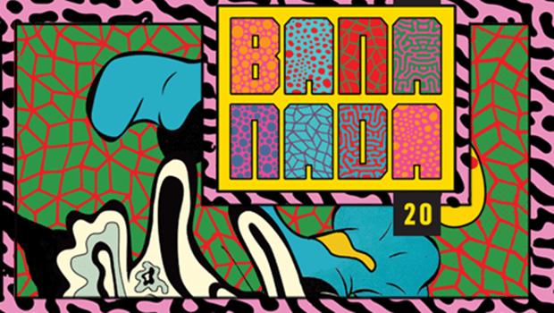 Programação completa do Bananada será divulgada na próxima terça-feira (6/3)
