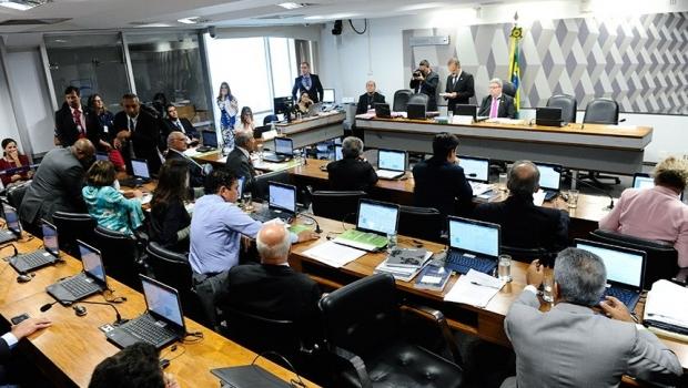CCJ do Senado aprova projeto que eleva pena para injúria por questões de gênero