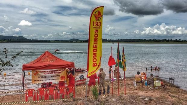 Balanço parcial da Operação Carnaval dos Bombeiros registra 19 mortes em Goiás