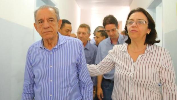 Vereador diz que Fátima Mrué enfeitiçou o prefeito Iris Rezende