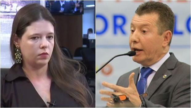 Bate-boca entre José Nelto e Fabiana Pulcineli não agrada direção do Grupo Jaime Câmara