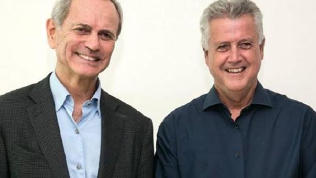 Paulo Octávio pode ser candidato ao Senado na chapa de Rollemberg