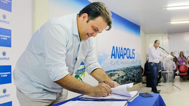 Prefeitura de Anápolis concede ocupação do Parque da Cidade pela Associação de Proteção Ambiental e Social