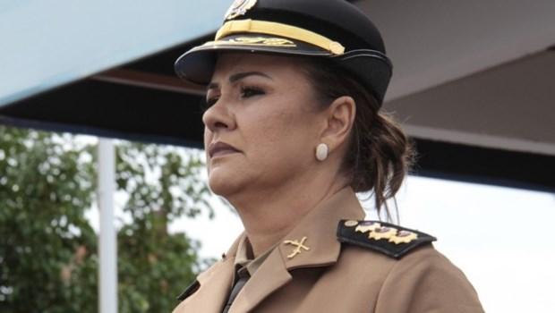 Coronel Silvana assume o comando da Polícia Militar no Sudoeste de Goiás