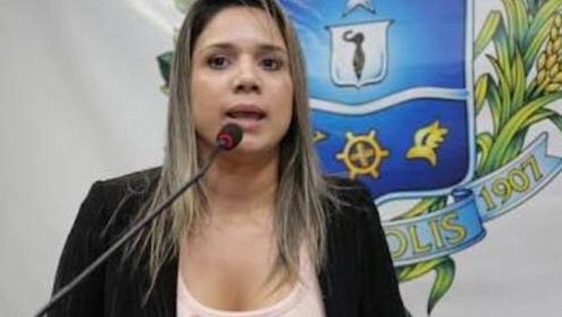 Vereadora Elinner Rosa diz que Eli Rosa não vai sair nem será expulso do MDB