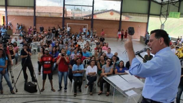 Goiás já ganhou 11 novas escolas Padrão Século XXI em 2018