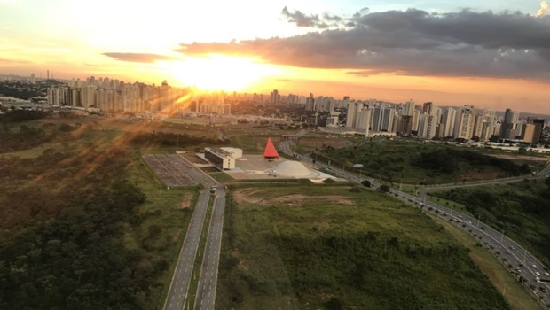 Confira como fica a previsão do tempo para esta semana em Goiânia