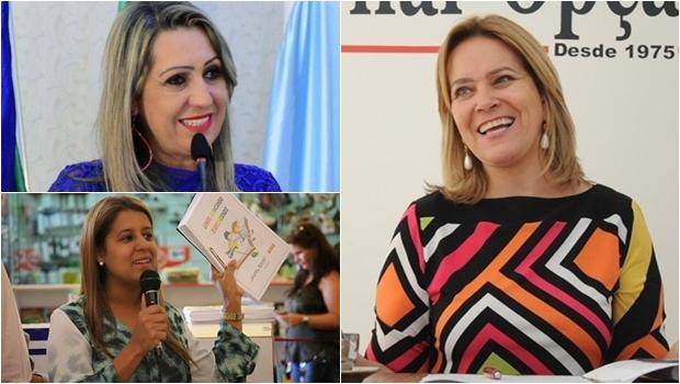 Políticos do Entorno querem emplacar três mulheres na Assembleia Legislativa