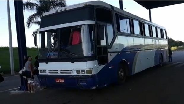 Ônibus que transportava crianças é apreendido em Anápolis