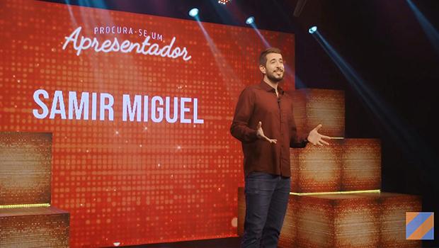 Goiano é finalista em reality show que procura por novo apresentador de TV