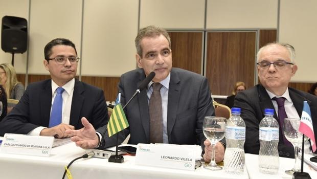 Leonardo Vilela é eleito presidente do Conselho Nacional de Secretários de Saúde